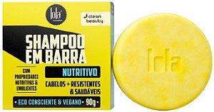 Lola Shampoo em Barra Nutritivo com Babaçu e Amêndoas Doces 90g