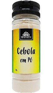 Kampo de Ervas Cebola em Pó Condimento Puro 50g