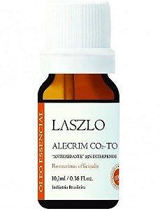 Laszlo Óleo Essencial de Alecrim 25% Diterpenos (CO2-TO) Orgânico 10,1ml
