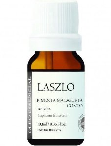 Laszlo Óleo Essencial de Pimenta Malagueta (CO2-TO) 10,1ml