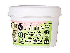 Lola Chá Latte Shampoo em Pasta com Matchá e Leite Vegetal de Coco 100g