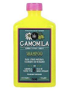 Lola Camomila Shampoo Cabelos Loiros 250ml