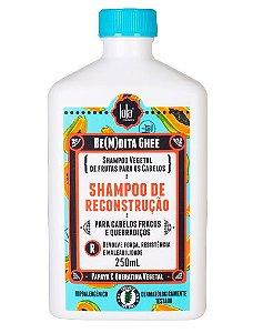 Lola Be(m)dita Ghee Shampoo de Reconstrução Papaya e Queratina Vegetal 250ml