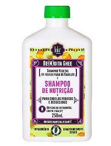 Lola Be(m)dita Ghee Shampoo de Nutrição Abacaxi e Manteiga de Karité 250ml