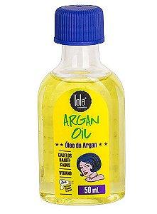 Lola Argan Oil Óleo de Argan Reconstrutor 50ml