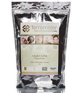 Terramater Argila Rosa 1kg