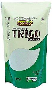 Ecobio Farinha de Trigo Branca Orgânica 500g