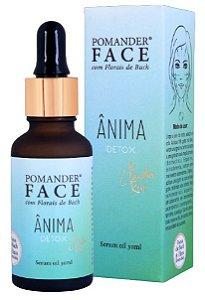 Pomander Face Sérum Oil Facial Ânima Detox 30ml