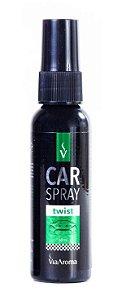 Via Aroma Car Spray para Carro Twist 60ml