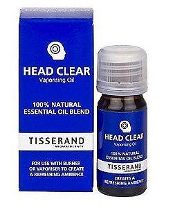 Tisserand Head Clear Vaporising Sinergia de Óleos Essenciais 9ml