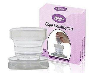 Lumma Copo Esterilizador para Coletor Menstrual 1un