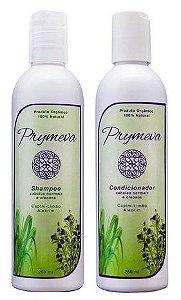 Prymeva Combo Capim Limão e Alecrim Shampoo + Condicionador 250ml