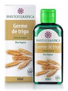 Phytoterápica Óleo de Germe de Trigo 60ml