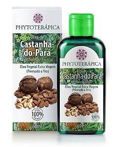 Phytoterápica Óleo de Castanha do Pará 60ml