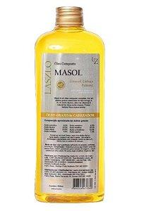 Laszlo Óleo Vegetal Masol Composto (Girassol, Linhaça e Palmiste) 500ml
