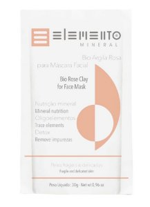 Elemento Mineral Bio Argila Rosa 30g