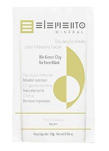 Elemento Mineral Bio Argila Verde 30g