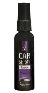 Via Aroma Car Spray para Carro Exotic 60ml