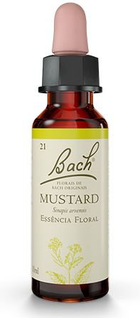 Florais de Bach Mustard Original