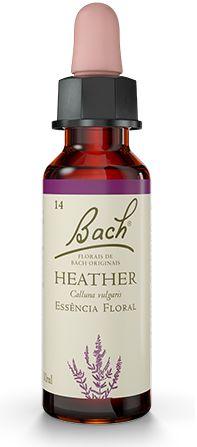 Florais de Bach Heather Original