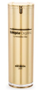 Simple Organic BB Cream Light 30ml