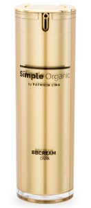 Simple Organic BB Cream Dark 30ml