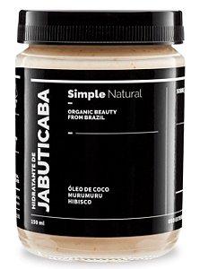 Simple Organic Hidratante de Jabuticaba 150ml
