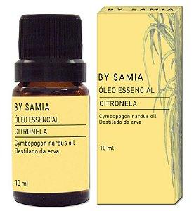 By Samia Óleo Essencial de Citronela 10ml