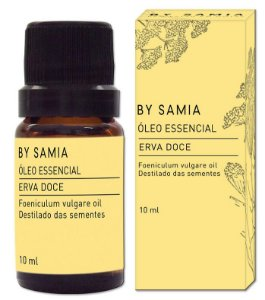 By Samia Óleo Essencial de Erva Doce (Funcho) 10ml