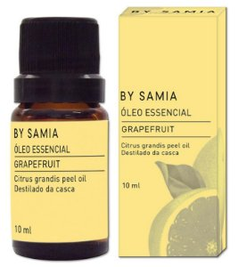 By Samia Óleo Essencial de Gaprefuit 10ml