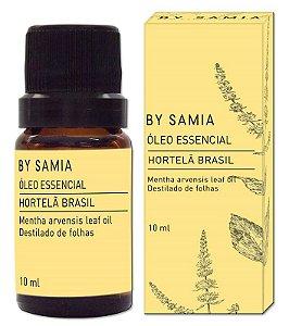 By Samia Óleo Essencial de Hortelã Brasil 10ml