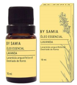 By Samia Óleo Essencial de Lavanda 10ml