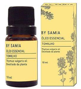 By Samia Óleo Essencial de Tomilho 10ml