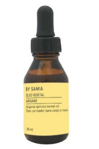 By Samia Óleo de Argan 30ml