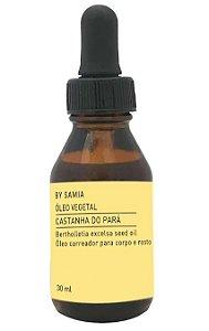 By Samia Óleo de Castanha do Pará 30ml