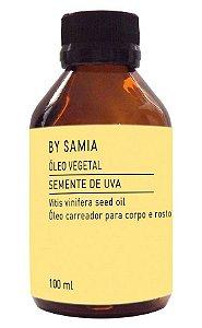 By Samia Óleo de Semente de Uva 100ml