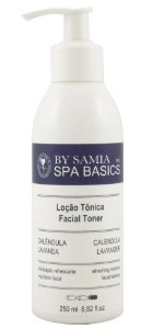 By Samia Spa Basics Loção Tônica Facial 250ml