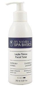 By Samia Spa Basics Loção Tônica Facial 250ml
