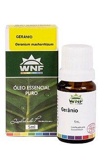 WNF Óleo Essencial de Gerânio Orgânico 5ml