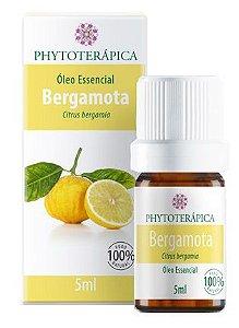 Phytoterápica Óleo Essencial de Bergamota 5ml