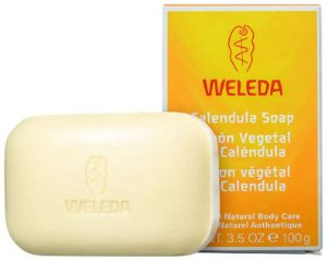Weleda Baby Sabonete Vegetal de Calêndula 100g