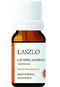 Laszlo Óleo Essencial de Lavanda Algodão (Santolina) 10,1ml
