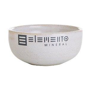 Elemento Mineral Bowl de Cerâmica para Máscara Facial 1un