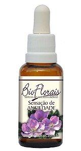 Bio Florais Sensação de Ansiedade 37ml