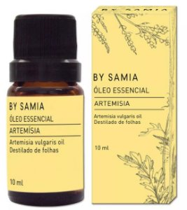 By Samia Óleo Essencial de Artemísia 10ml