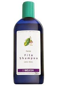 Weleda FitoShampoo Henna - Cabelos Oleosos 250ml