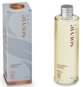 Souvie Ser+ Óleo Vegetal Corporal 90ml