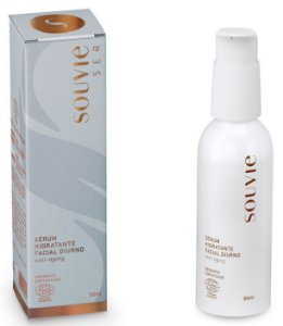 Souvie Ser+ Sérum Hidratante Facial Diurno Anti-Aging 60ml