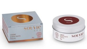 Souvie Ser+ Creme Esfoliante Facial 80g