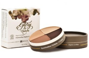 Glory By Nature Quarteto de Sombras 360 Nude Luminous 10g